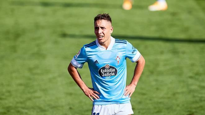 Emre Mor kann auch bei Celta Vigo noch nicht überzeugen