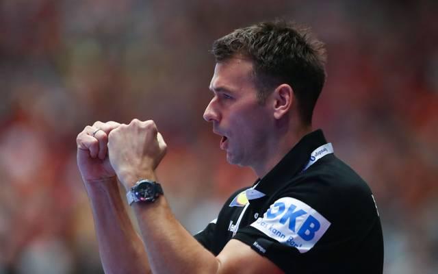 Christian Prokop ist seit 2017 Handball-Bundestrainer