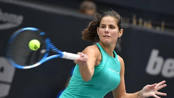 Julia Görges ist eine gute Doppel-Spielerin