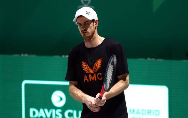 Andy Murray muss die Australian Open verletzungsbedingt absagen