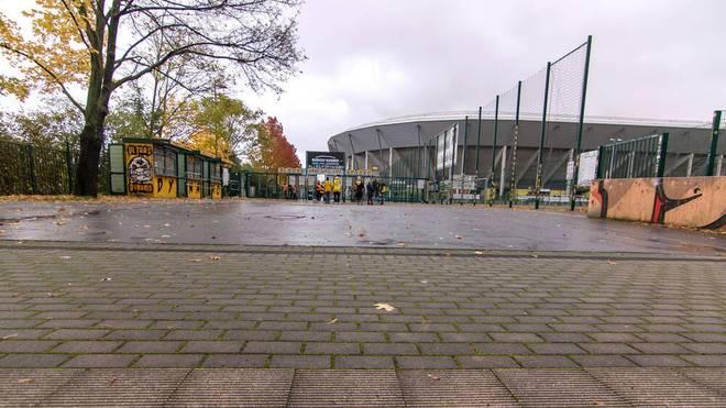 Ende Oktober hatten Meppen und Dynamo gegeneinander gespielt