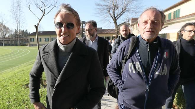 Roberto Mancini zeigt sich in der Coronakrise hoffnungsfroh