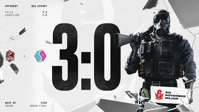 Team Empire gewinnen das Rainbow Six EU Mini Major