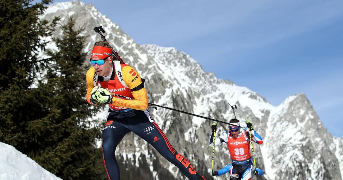 Biathlon-WM: Johannes Kühn im Massenstart Zehnter, Bö siegt