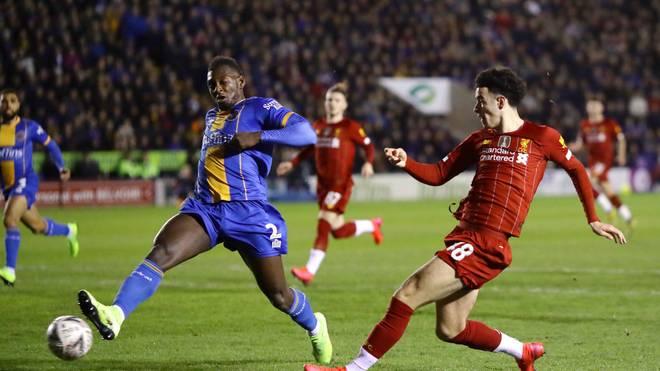 Liverpool hat einen Zwei-Tore-Vorsprung verspielt