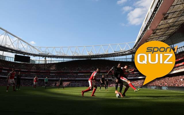 Stellen Sie Ihr Wissen zur Premier League im SPORT1-Quiz unter Beweis