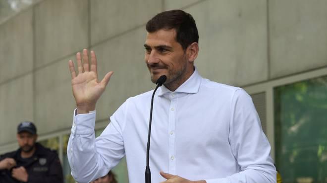 Iker Casillas hat seine Bewerbung auf das Präsidentenamt beim spanischen Fußballverband zurückgezogen