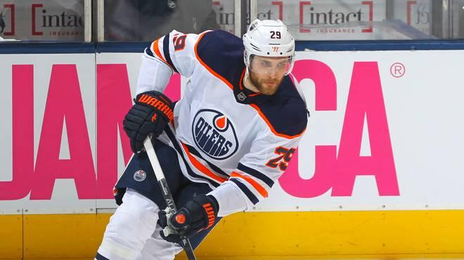 Leon Draisaitl siegte mit den Edmonton Oilers