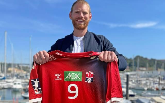 Manuel Späth wechselt zu Handball-Zweitligist HSV Hamburg