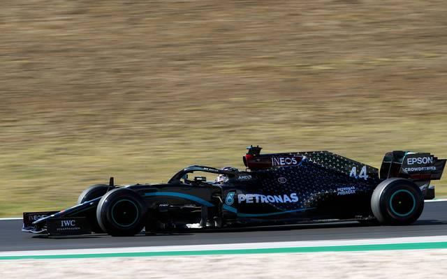 Lewis Hamilton legt im 2. Training den Fokus auf Reifentests