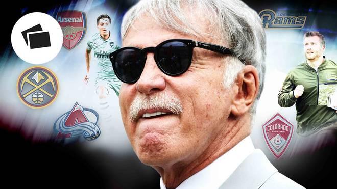 Stan Kroenke ist der mächtigste Mann im Sport