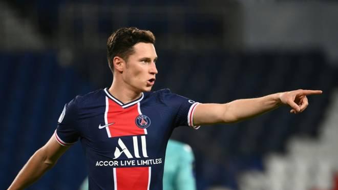 Paris Saint-Germain überwintert auf Rang drei