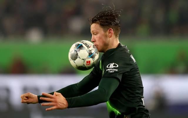 Wout Weghorst erzielte bisher sieben Saisontore