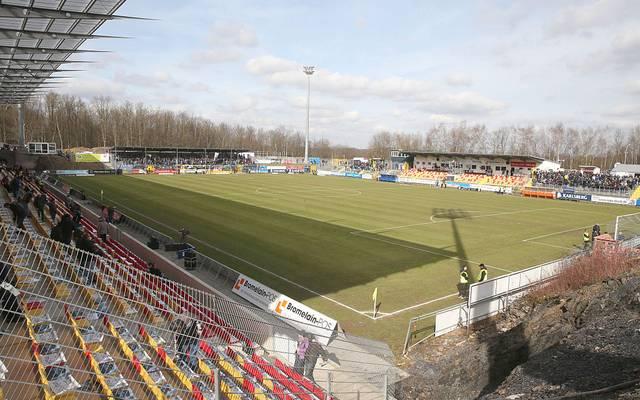 Der SV Elversberg empfängt die Kickers Offenbach vor heimischer Kulisse im Waldstadion Kaiserlinde