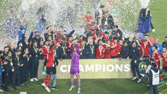 Al Ahly gewann zum neunten Mal die afrikanische Champions League