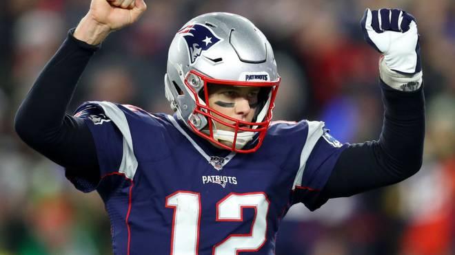 Tom Brady und die Patriots wollen an Position zwei in die Playoffs einziehen