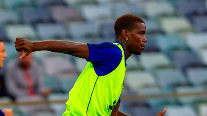 Weltmeister Paul Pogba kämpft sich nach Verletzung zurück