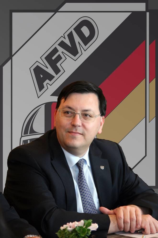 Robert Huber ist Präsident des AFVD