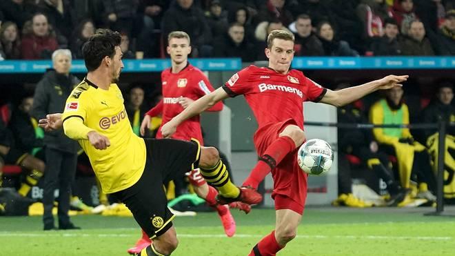 Auf dem Platz Gegner, abseits davon verbündet: Mats Hummels (l.) und Sven Bender