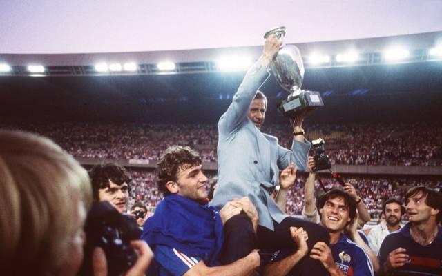 Michel Hidalgo gewann mit Frankreich 1984 den EM-Titel