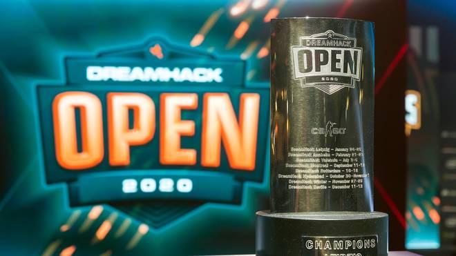Die DreamHack Open finden in diesem Jahr ausschließlich online statt