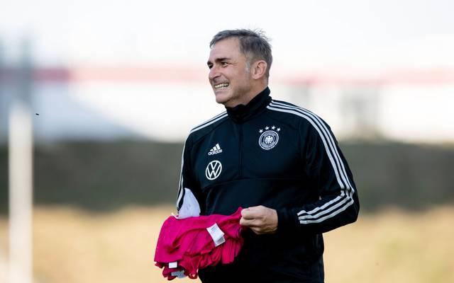 Stefan Kuntz nominierte für die anstehenden Länderspiele gleich zwei Neulinge nach