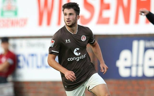 Leon Flach verlässt den FC St. Pauli