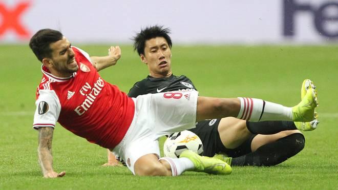 Eintracht Frankfurt steht beim FC Arsenal eine schwere Aufgabe bevor