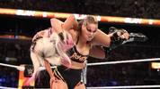 Ronda Rousey: UFC, WWE, Hollywood - ihre Karriere in Bildern