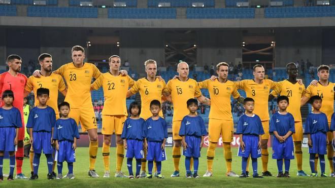 """Die """"Socceroos"""" treten bei der Copa America 2020 als Gastmannschaft an"""