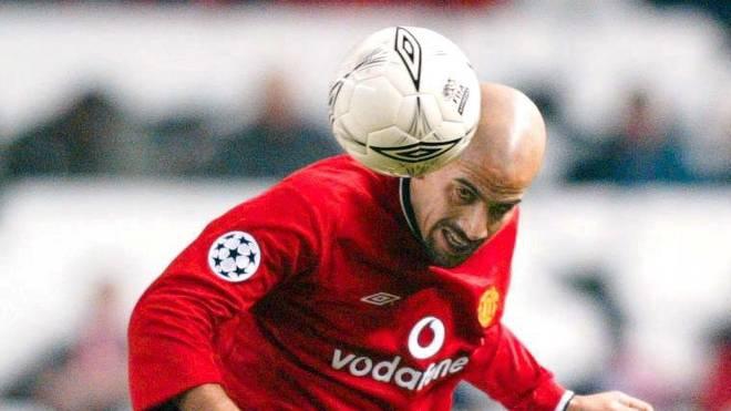 Juán Sebastian Verón erfüllte bei Manchester United die Erwartungen nicht