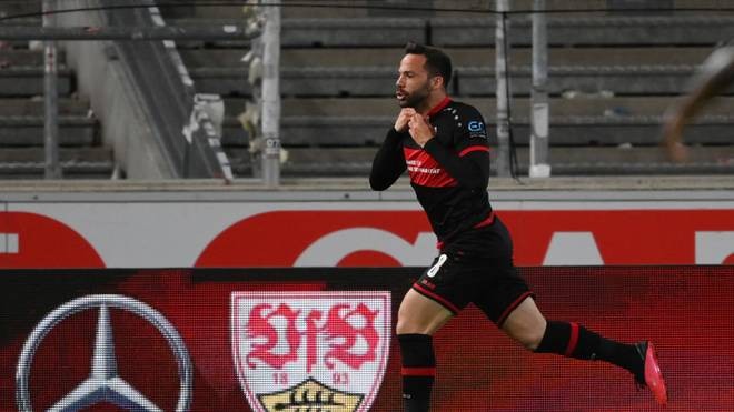 Gonzalo Castro erzielte gegen den HSV den VfB-Siegtreffer