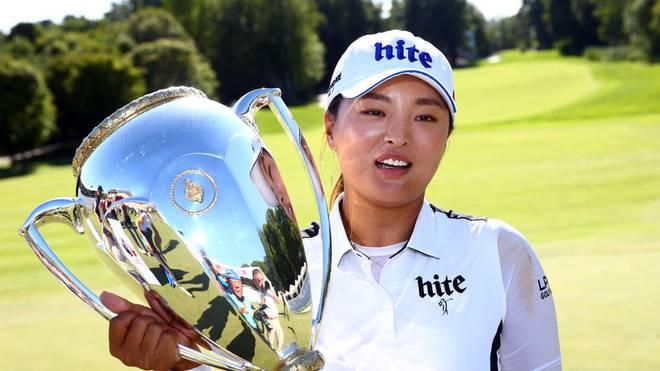 Ko Jin Young gewann zuletzt das Turnier im kanadischen Aurora