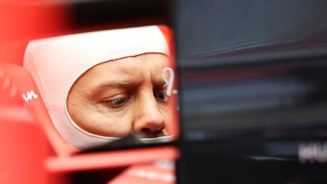 Sebastian Vettel und Ferrari haben nicht alle Karten aufgedeckt