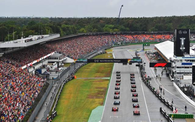 In Hockenheim wird 2020 kein Formel-1-Rennen stattfinden
