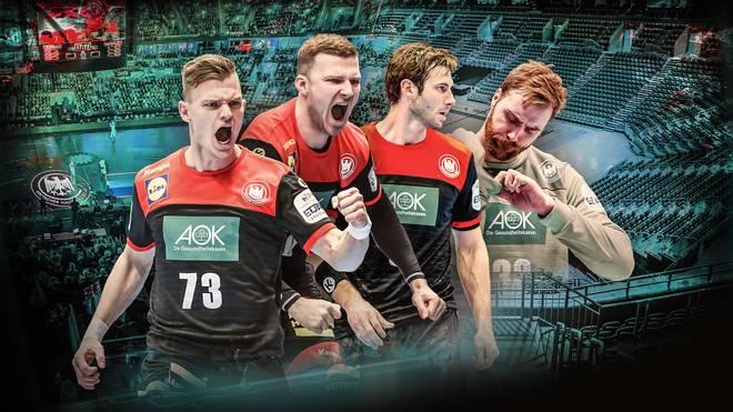 Die deutschen Handballer erlebten bei der EM viel Licht und Schatten