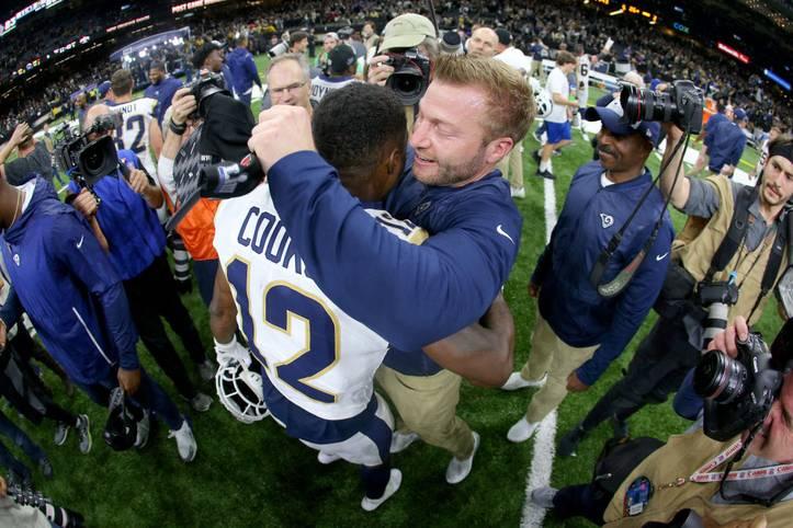Die NFL-Preseason ist in vollem Gange, die Teams bereiten sich mit Hochdruck auf die kommende Saison vor, die am 5. September beginnt. Zeit für SPORT1, die Top-Teams der Liga zu beleuchten. Heute die Los Angeles Rams.