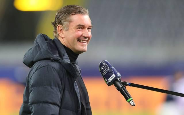 Michael Zorc zeigt sich erfreut über die positive mentale Einstellung beim BVB