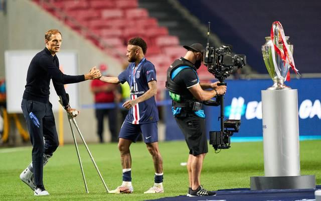 Neymar will Paris Saint-Germain auch in der neuen Saison treu bleiben