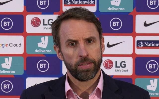 Gareth Southgate spricht sich für die baldige Impfung von Fußballern aus