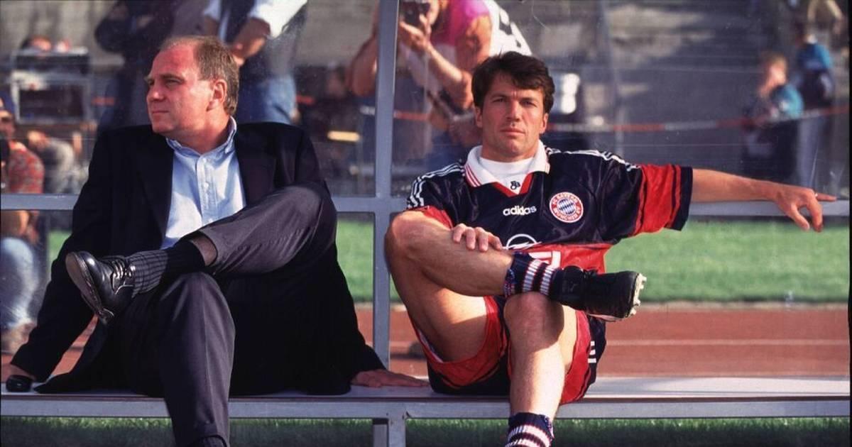 FC Bayern: Lothar Matthäus jetzt doch Greenkeeper - SPORT1