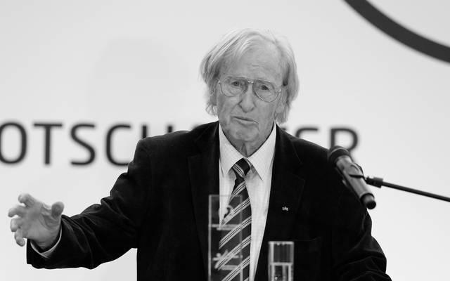 Rudi Gutendorf stirbt im Alter von 93 Jahren