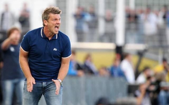 Lukas Kwasniok ist nicht länger Trainer von Carl Zeiss Jena