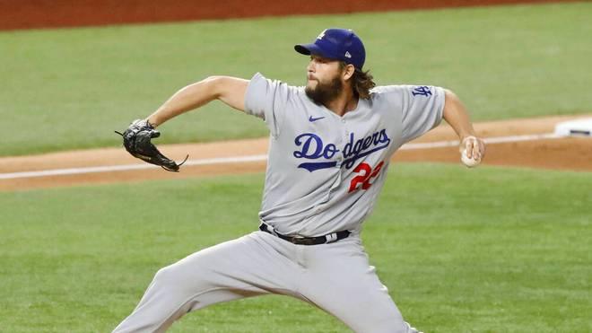 Clayton Kershaw und die Los Angeles Dodgers starteten mit einem Sieg in die World Series