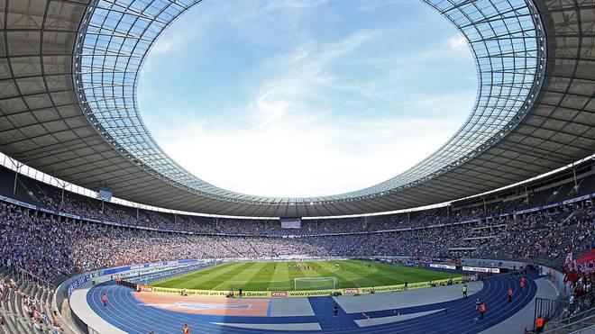 Hertha zahlt etwas mehr als fünf Millionen Euro pro Jahr Miete für das Olympiastadion