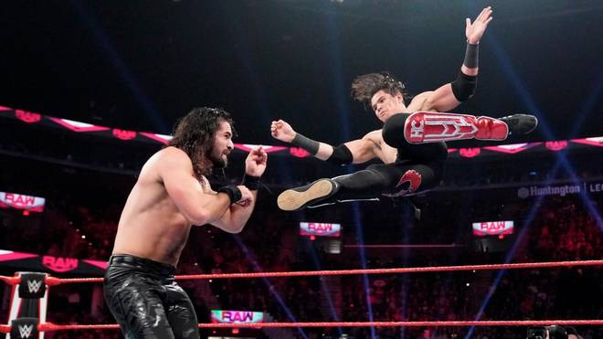 WWE-Debütanten mit Ausrufezeichen
