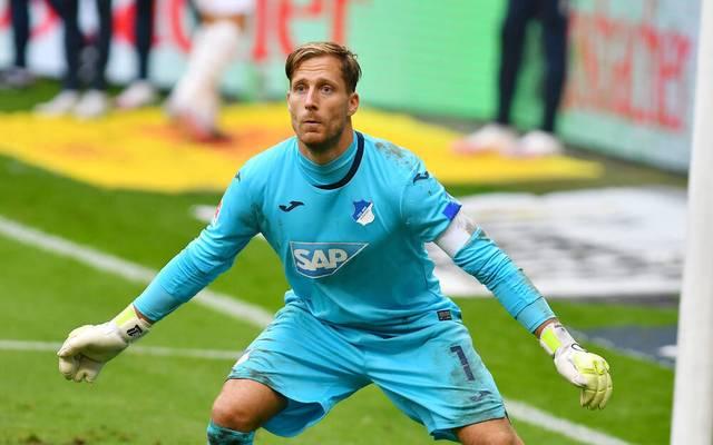 Torwart Oliver Baumann kann nicht für Hoffenheim in Bremen auflaufen