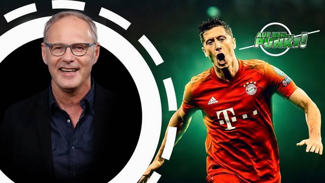 "SPORT1-Experte Reinhold Beckmann erklärt das Phänomen ""Robert Lewandowski"""