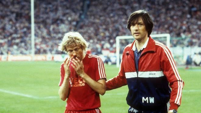 Calle Del'Haye beim jungen Doc Müller-Wohlfahrt 1983