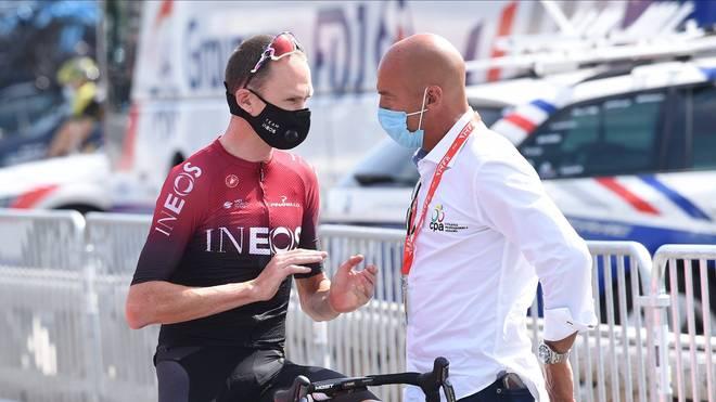 Chris Froome gewann die Tour de France bereits mehrfach - und fehlt nun